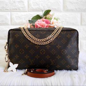 💖Louis Vuitton Trousse28 Clutch Crossbody NO0921